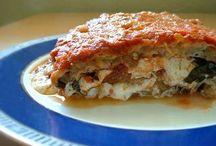 Casseroles/Main Dishes / Dinner or Pot Lucks / by Rosalie Jones