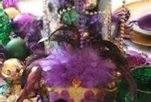 Mardi Gras / Foods, Party Ideas, etc. / by Rosalie Jones
