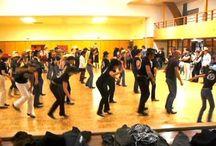 Country line dancing / by Jerri Earl