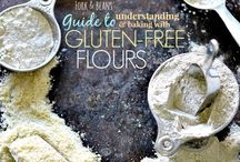 Gluten and Dairy Free Cooking / I have one daughter who is gluten intolerant and one who is dairy intolerant.