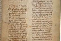 Irish Monastic Movement Manuscripts