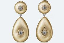 Buccellati Earrings / by Buccellati Milan