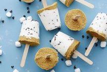 INSPO   Gelato Pops / The cutest gelato pops you ever did see!