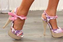 Fancy Feet / by Crystal Ashley