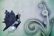 Fairy Art / Fairy inspired art and media