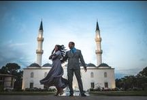 Farhaan + Henna engagement session at Diyanet Center of America / A beautiful Farhaan's + Henna engagement session at Diyanet Center of America.