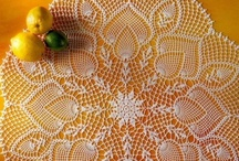 Crochet Home:  Doilies / by Joan Nicholes