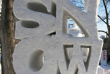Snow / The best of snow sculptures from around the world.