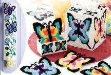Insects:  Butterflies (Crochet & Non-Crochet) / by Joan Nicholes