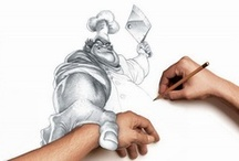 Design: Illustration & Art / by Sascha Toussaine
