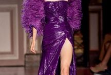 Fashion:  Purple Attire / by Joan Nicholes