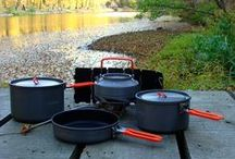 FOX Cookware Set  / Cooking in the nature with FOX Cookware Set