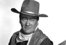 "John Wayne / ""the"" cowboy  forever"
