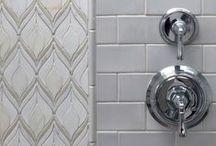 Bathrooms / beautiful bathrooms feature Encore Ceramics tile