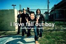 Fall out boy ❤️ / by Katie Hammond