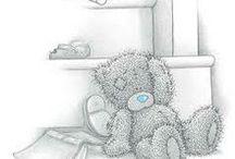 Tatty Teddy & his Blue Nose Friends (4) / by Chris Bennett