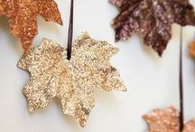 DIY Holiday Ornaments / by Christine Ness