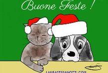 """Pet therapy... Terapia """"bestiale"""" / Immagini divertenti sul mondo della psicologia dal sito www.laurastefanotti.com"""