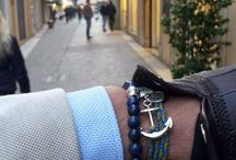 On facebook: Bracelets by LS / Bracelets by LS , bracelets for gentleman , luxury , elegance , fashion , beads bracelet gold, stone