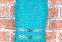 Crochet Wearables:  Long Dresses / by Joan Nicholes
