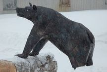 Hac'NWac Metalworks, Bluevale, Ontario / Please give the artist credit if you repin