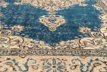 Rugs / Turkish, Moroccan, Persian, Vintage & Modern Rugs & Textiles.  Area rugs & floor coverings for modern cottage chic, hippie, and bohemian homes.