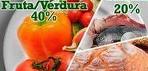 Alimentacion / Información nutritiva, recetas y alimentación sana