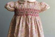 Girl Style / Vintage Girls' Style.  Romantic and hippie dresses for kids to play dress up!