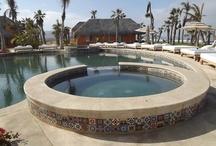 Cerritos Surf Colony / Our resort, The Cerritos Surf Colony.  Located in Pescadero, Baja California Sur, Mexico.