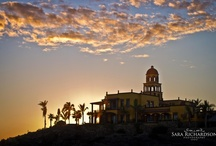 The Hacienda Cerritos / Our majestic and private 10 room boutique hotel sits clifftop overlooking the ocean.  The views are spectacular, the sunsets unforgettable.