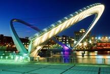 Bridges and pathways / by Monica Howkins