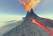 Volcanoes / by Monica Howkins