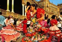 Spanish World / by Monica Howkins