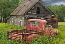 Forgotten buildings / by Lisa Lisa