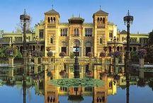 Seville has a different color