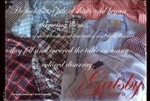Gatsby Shirting Fabrics / Formal dress shirting fabrics