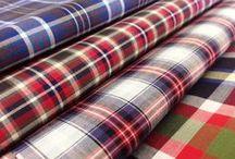 "60"" Hampton Casual Stripes & Checks / 100% Cotton Hampton Casual Stripes & Checks"