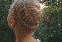 Style it! / This board is about hairstyle. Please don't pin that is not related to the board. Thank you and happy pinning!