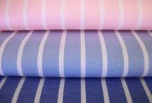 """36"""" Pinpoint Striped & Checked Shirtings / 100% Cotton pinpoint shirtings"""