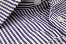 """36"""" Grange Striped & Checked Shirtings / 100% Cotton striped and checked shirtings"""