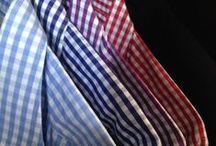 Gingham Shirtings / 100% Cotton Gingham Shirtings