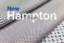 "60"" Hampton Prints / Hampton 100% cotton printed shirtings"