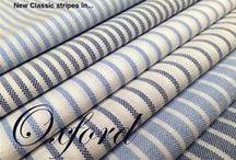 """60"""" New Oxford Stripes / New 100% cotton oxford stripes"""