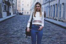 """Elsa Muse - Made In Blogueuse  / Elsa, du blog """"ElsaMuse"""" a sélectionné les pièces qu'elle préfère dans notre Collection !. Retrouvez les photos de son look made in Pimkie sur http://www.elsamuse.com et sur www.pimkie.com"""