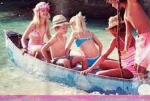 Klaar voor de zomer! / Hippe zwemkleding met felle kleurtjes! Bekijk ze hier of op onze website www.bengelsenko.nl
