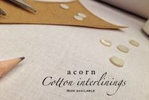 "36"" Cotton Interlinings / Linings"
