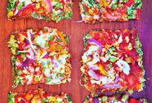 heavenly recipes vegetarian/vegan / by Michaela K.