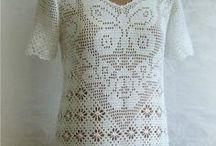 Filet crochet / Filet virkning / Filet crochet patterns diagrams charts / filet virkning mönster och diagram