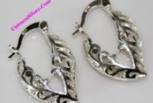Artisan 925 Sterling Silver Earrings