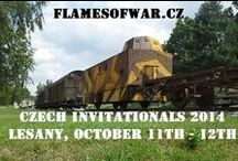 Czech Invitationals 2014 Rosters / Here you can find Flames of War rosters - Mid War 1625 pts.